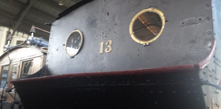 La máquina número 13