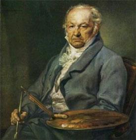El Selfie de Goya