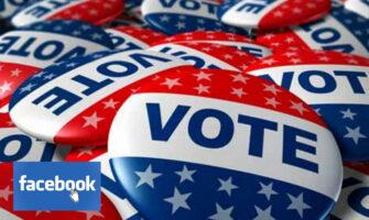 Facebook a las elecciones.