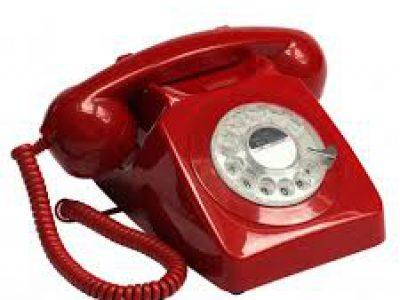 Entrevistas telefónicas, la España profunda.